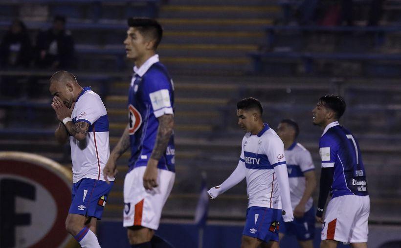 Huachipato le empató a Universidad Católica en el último minuto