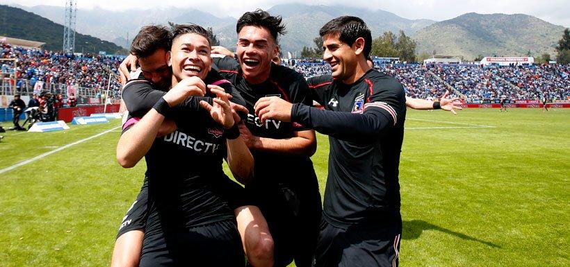 Colo Colo se mete en la pelea por el título tras vencer a la UC