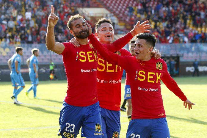 Resumen: Unión Española quedó como líder exclusivo del Torneo de Transición
