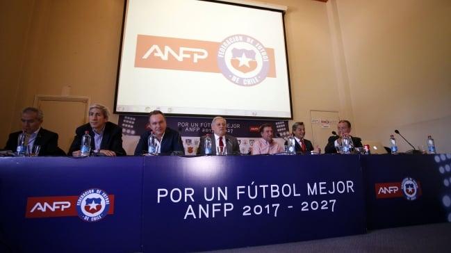 ANFP aceptó facturas a nombre de familiares del directorio
