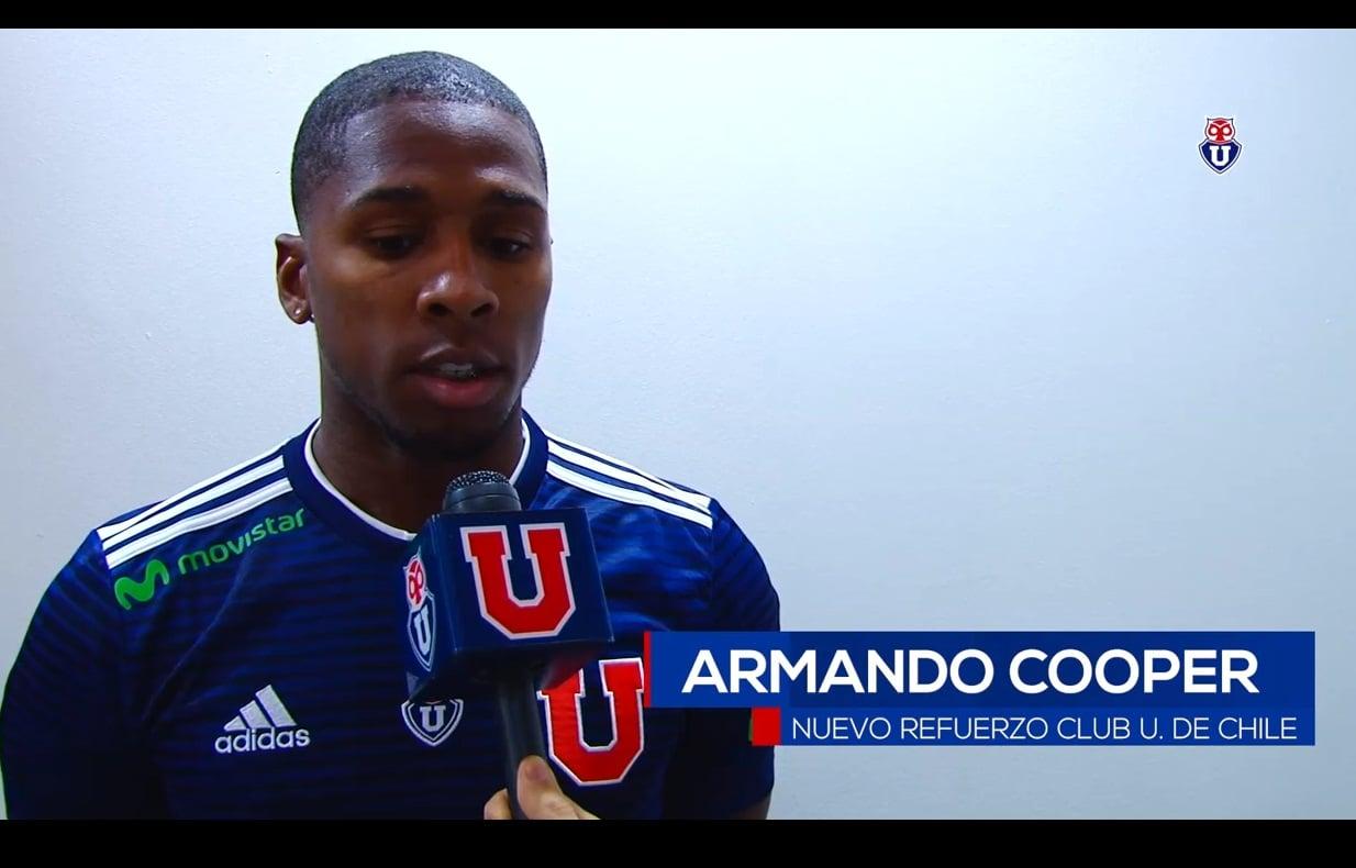 Armando Cooper