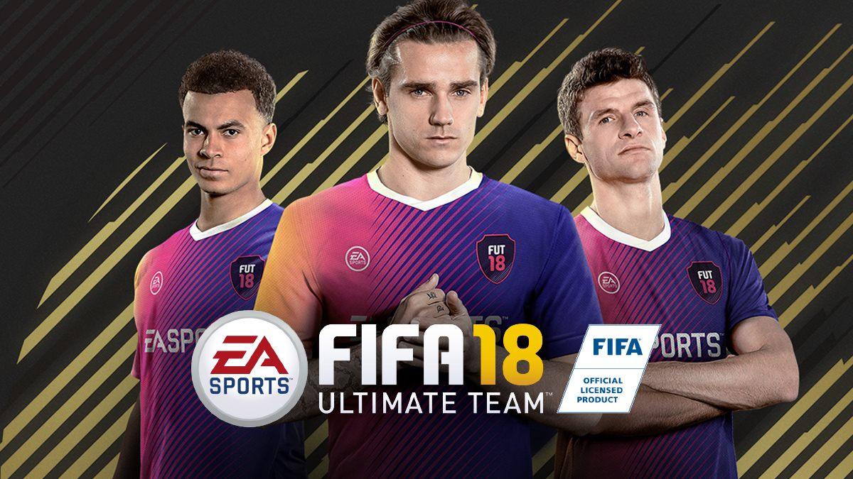 fifa ultimate team 18