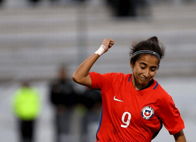 Chile golea a Bolivia en Sudamericano Sub 20 Femenino