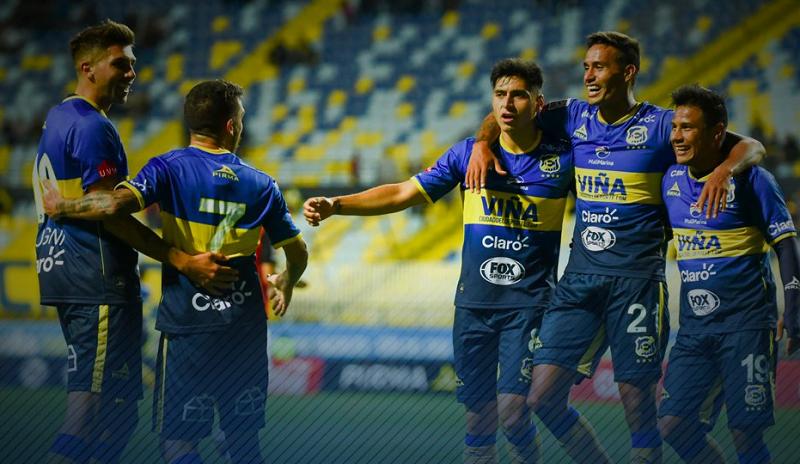 Everton debuta ante Caracas por Copa Sudamericana