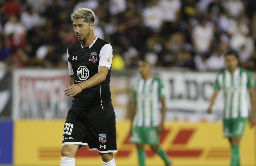 Amargo debut de Colo Colo en Copa Libertadores