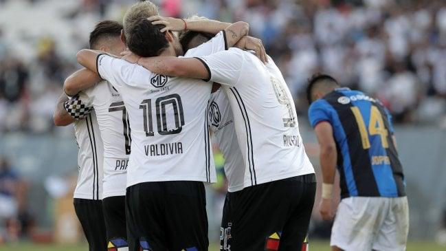 [Video] Colo Colo volvió a la victoria en el Monumental