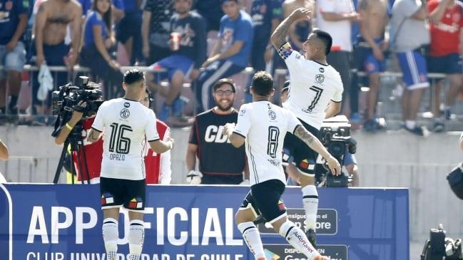 """[Video] En un """"Caliente"""" Superclásico 183 Colo Colo vence a la 'U' en el Nacional"""