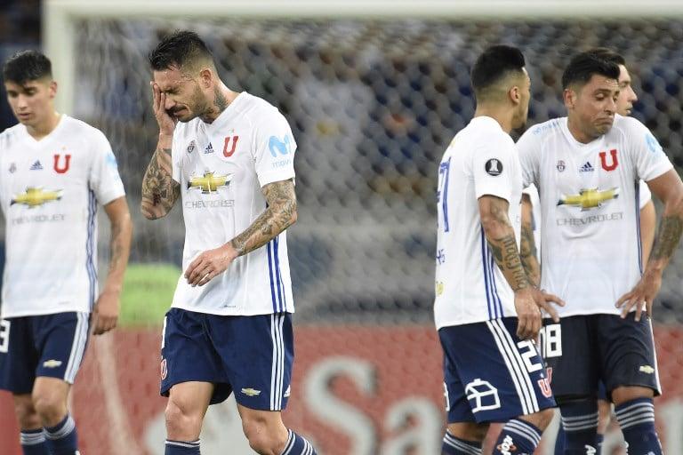 [Video] Pesadilla Azul: La U fue goleada por Cruzeiro en el Mineirao