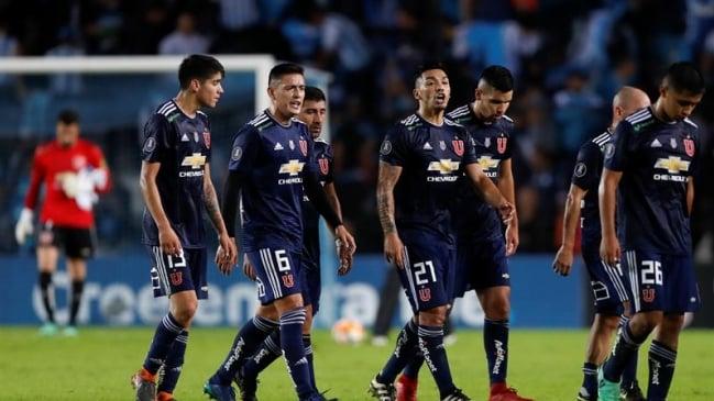[Video] La U se despide de la Copa Libertadores