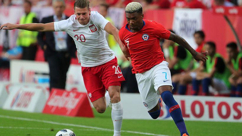 [Video] Chile empató 2-2 ante Polonia en el cierre de la gira Europea