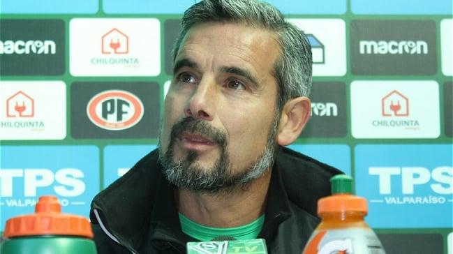Miguel Ramírez fue presentado como nuevo DT de Wanderers